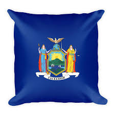 New Yorks Flag New York Collection Old States Of America