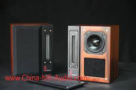 moonlight speakers qinpu vf 3 3 hifi speakers loudspeakers pair chpo 2012 new