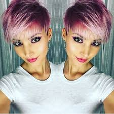 colorful short hair styles 53 best short hair images on pinterest coiffures courtes