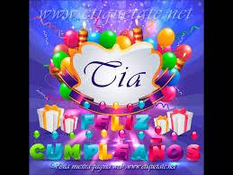 imagenes que digan feliz cumpleaños tia ana feliz cumpleaños tia youtube