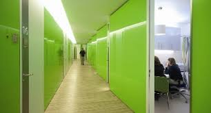 lighting for visually impaired brightly lit hospitals and clinics can be disorientating spaces for