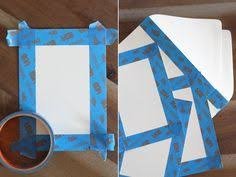 diy paper marbling shaving cream patterns and paper marbling