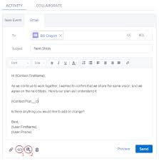 missing email templates when using the new lightning experience