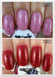 right on the nail right on the nail heather u0027s hues swatches and