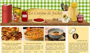 la cuisine de jackie déniché sur les blogs les jacques de jackie cuisine à l ouest