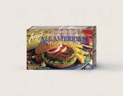 amy u0027s kitchen amy u0027s all american veggie burger