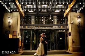 best wedding venues in chicago chicago knickerbocker hotel wedding and steve