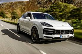 porsche suv blacked out porsche cayenne turbo 2018 review autocar