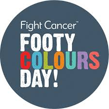 footy colours day fight cancer foundation
