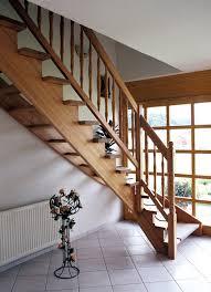 aufgesattelte treppen aufgesattelte treppe aus holz