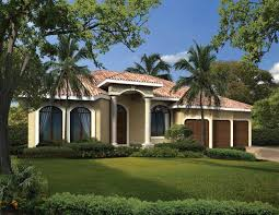 one story mediterranean house plans this charming one story classic mediterranean style house features