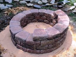 Backyard Fire Pit Landscaping Ideas by Outdoor Fire Pit Landscaping Ideas Image Of Outdoor Fire Outdoor