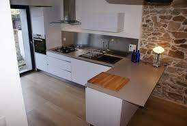 cuisine ouverte avec comptoir comptoir pour cuisine ouverte argileo