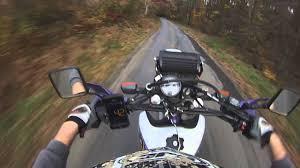dr650 wheelie youtube