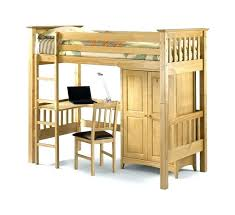 Bunk Bed With Desk And Trundle Bunk Bed Desk Combo Exciting Bed And Desk Bed Desk Combo Trundle