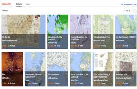 Google Maps Help Google Maps Gallery Now Offers Hundreds Of Educational Maps To Use