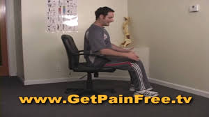 Back Pain When Getting Out Of Chair Proper Posture Sitting At Computer Best Lower Right Or Left Back