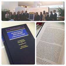 tat de si e hmg s contributions to book on mediation in singapore