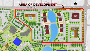 Wsu Map Wsu Seeking Developers For Mixed Use Project At 21st And Oliver