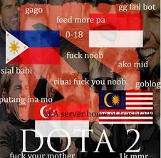 Meme Babi - welcome to sea servers defense of the ancients dota know your meme