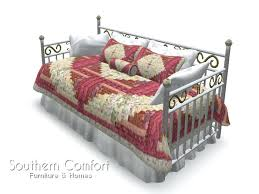 Iron Daybed With Trundle White Wrought Iron Daybed With Trundle Wrought Iron White Daybed