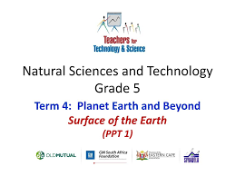 100 ppt on theme natural sciences and technology grade 5
