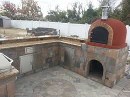 outdoor pizza oven from portugal