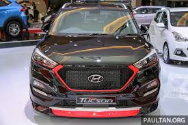 hyundai crossover 2016 gallery hyundai tucson customised at iims 2016