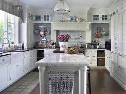 Modern Kitchen With White Appliances Rustic White Kitchen Design U2014 Smith Design Kitchen With White