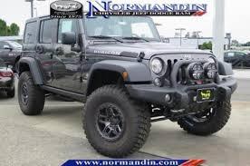 edmunds jeep wrangler 2017 jeep wrangler unlimited rubicon for sale edmunds