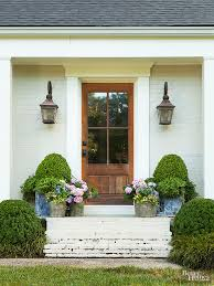 Curb Appeal Front Entrance - creative curb appeal ideas to copy now front porches porch and