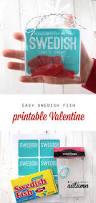 Where To Buy Swedish Fish Easy Swedish Fish Printable Valentine U0027s Day Card It U0027s Always Autumn