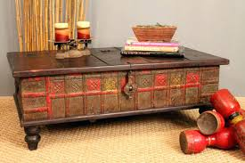 Rustic Chest Coffee Table Trunks As Coffee Tables Coffee Wood Trunk Table Grey Trunk