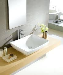 Console Bathroom Sinks Bathroom Sink Consoles Wood U2013 Paperobsessed Me