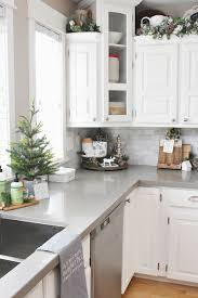 christmas decorating ideas for kitchen christmas kitchen decorating ideas clean and scentsible