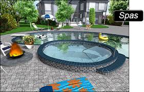 design pool landscape design software overview