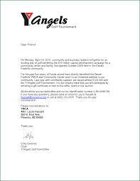 Fundraising Letters Examples by Donation Request Letter Templates Automotive