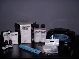 gelliebeans u201ccandy jar u201d gel nails home starter kit review