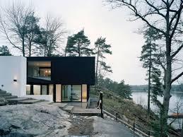 modern hillside house plans idea modern house design small