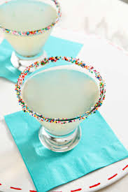 martini rainbow funfettini birthday cake martini for the speckled palate u0027s birthday