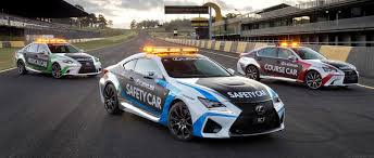 lexus of adelaide certified pre owned lexus provides safety and medical cars for v8 supercars u2013 drive