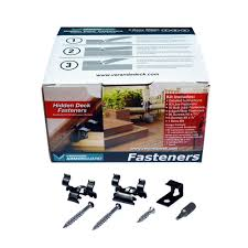 Design Your Own Deck Home Depot by Hidden Deck Fasteners Deck Hardware The Home Depot