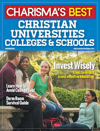 charisma u0027s best christian universities colleges u0026 schools 2015 by