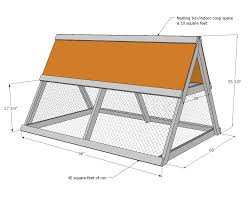 a frame plans free white a frame chicken coop diy projects