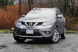 silver nissan rogue 2015 test drive 2015 nissan rogue sl awd autos ca
