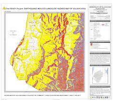 Earthquake Incident Map Abra Earthquake Hazard