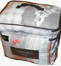 100 Cotton Queen Comforter Sets Cynthia Rowley 100 Cotton Comforters U0026 Bedding Sets Ebay
