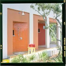 fresh air outdoor bath showers for beach houses coastal living