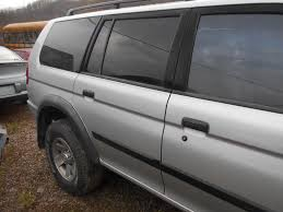 mitsubishi montero sport 1999 used mitsubishi montero sport windows and glass for sale