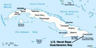 Guantanamo Bay Map Z5 Ex Dd 572 Uss Dyson Erinnerungen In Wort Und Bild